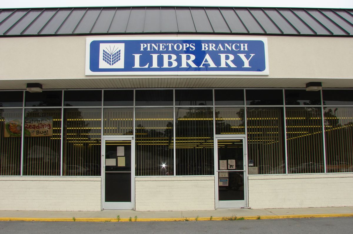 Pinetops Branch Library